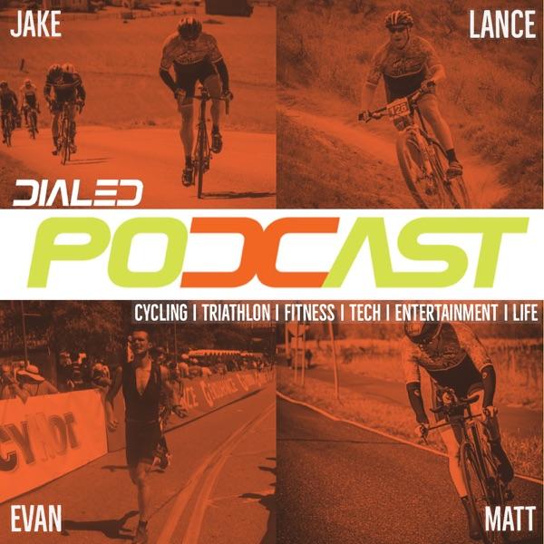 Dialed Podcast Artwork