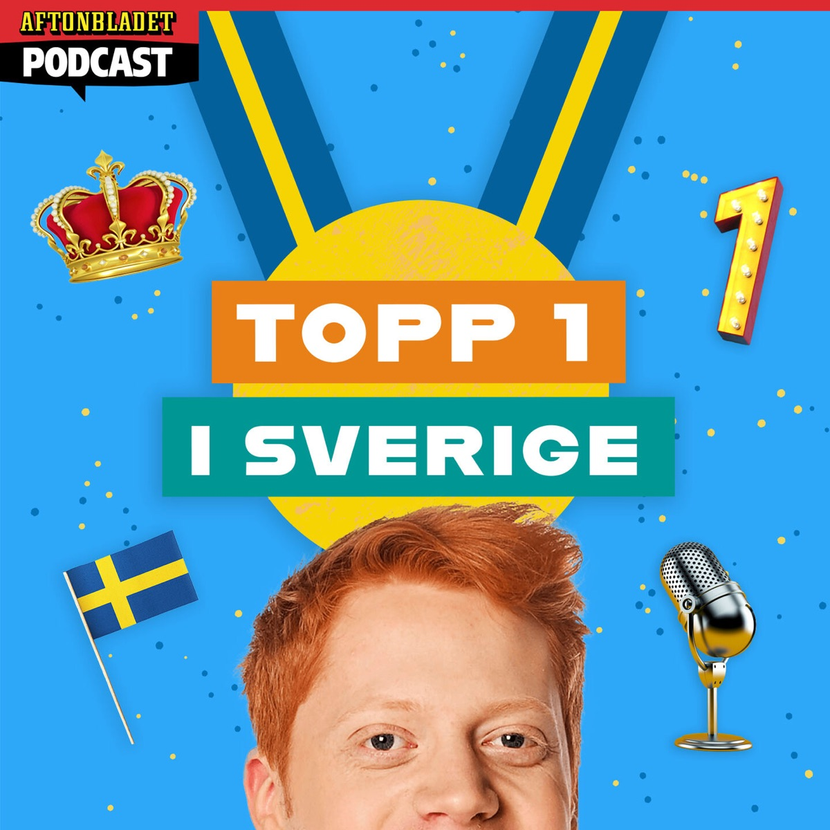 Topp 1 i Sverige