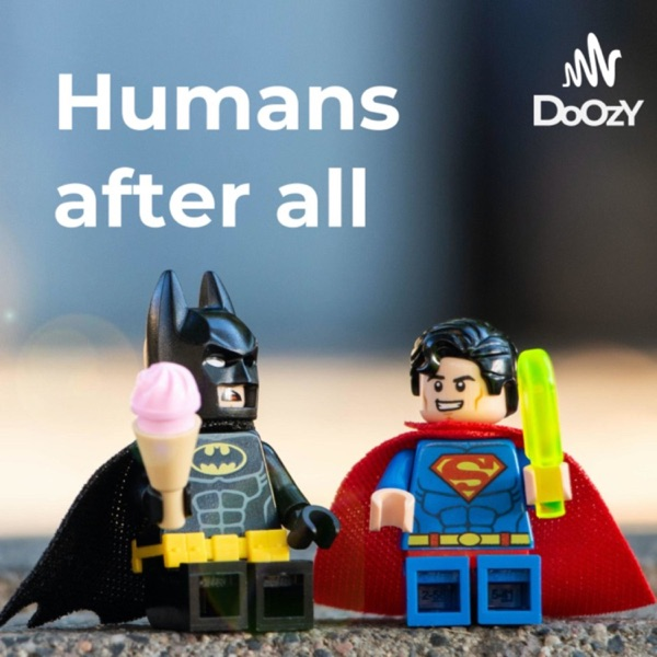 Humans after all – Work, Play & Culture by Doozy Artwork