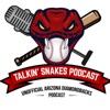 Talkin' Snakes artwork