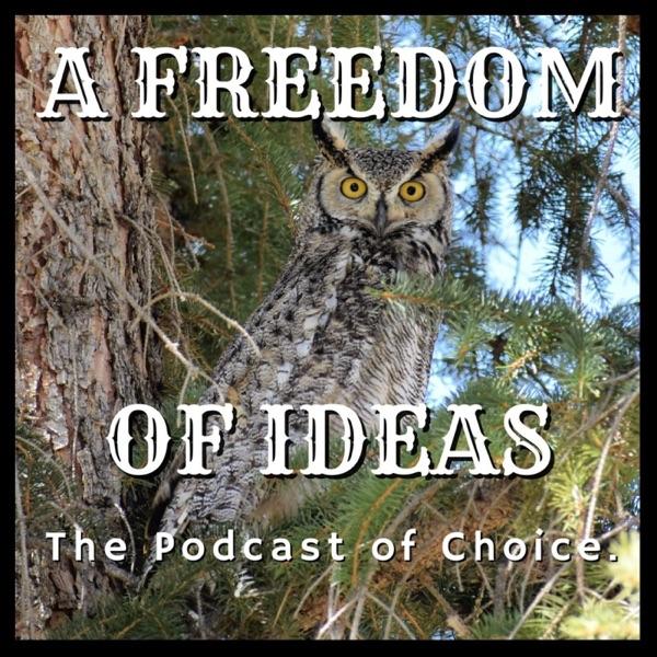 A Freedom of Ideas Artwork