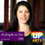 Up The Arts: Stuck Indoors - Theatre Producer Danielle Tarento on songwriting whilst stuck at home