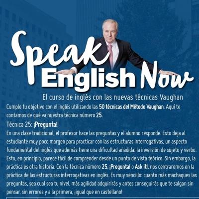 Speak English Now By Vaughan:vaughanradio