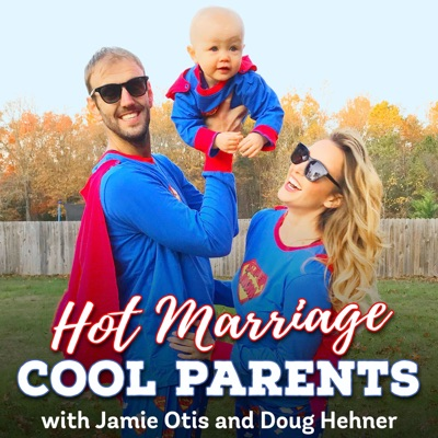 Hot Marriage. Cool Parents.:Jamie Otis and Doug Hehner
