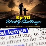 Work on your sleep habits | Weekly Challenge