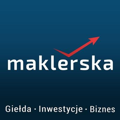 Giełda, biznes, inwestowanie - maklerska