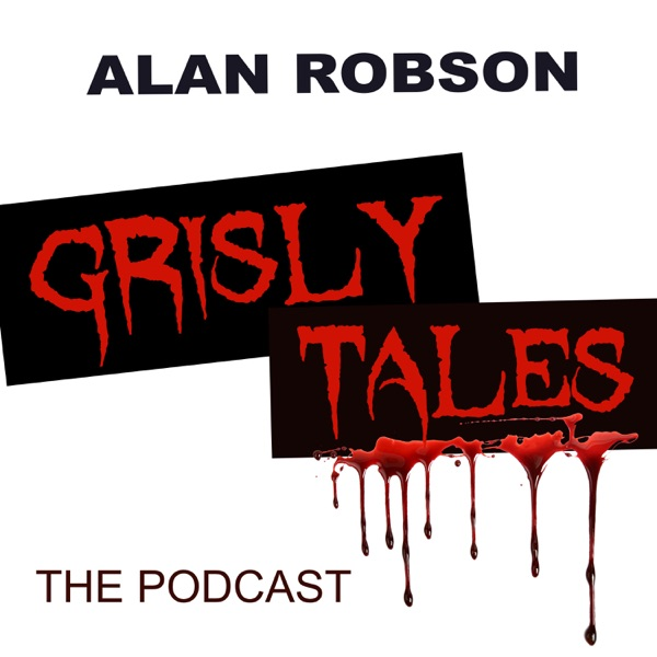 Alan Robson's Grisly Tales Artwork