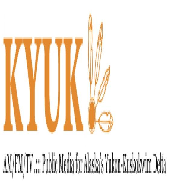 KYUK Local English News Artwork