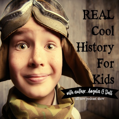 Real Cool History for kids:Angela O'Dell
