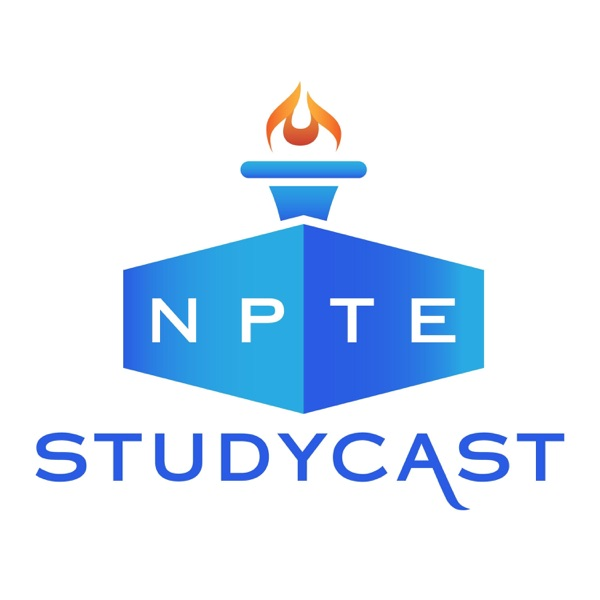 NPTE Studycast | Physical Therapy Artwork