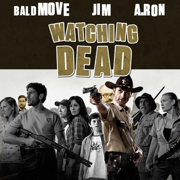 Hwachaing Dead - Walking Dead Podcast banner backdrop