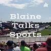 Blaine Talks Sports artwork