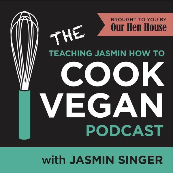 Teaching Jasmin How to Cook Vegan