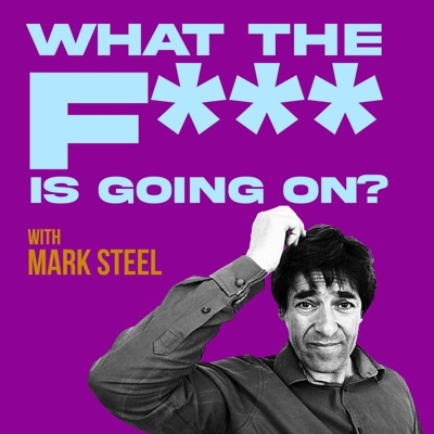 What The F*** Is Going On...? With Mark Steel:PodMonkey / Consec Industries