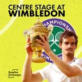 Centre Stage At Wimbledon /w Marcus Willis, John Parry & Nicole Melichar