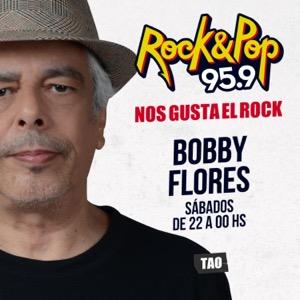 Tao, con Bobby Flores