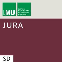 LMU Sachenrecht WiSe 2013/14 - Lehrstuhl für Bürgerl. Recht, Deutsches, Europäisches und Internat. Unternehmensrecht