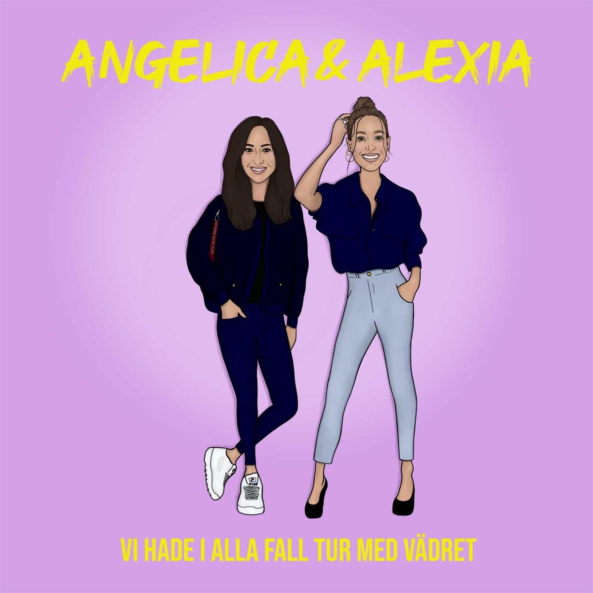 Angelica & Alexia - Vi hade i alla fall tur med vädret