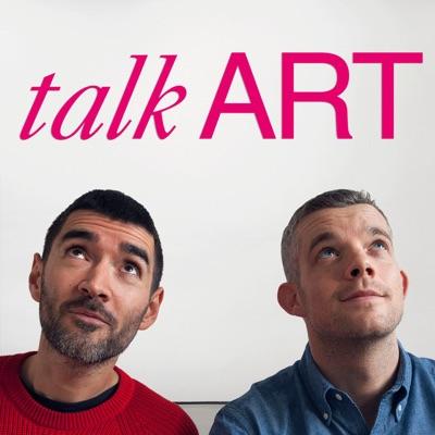 Talk Art:Russell Tovey and Robert Diament