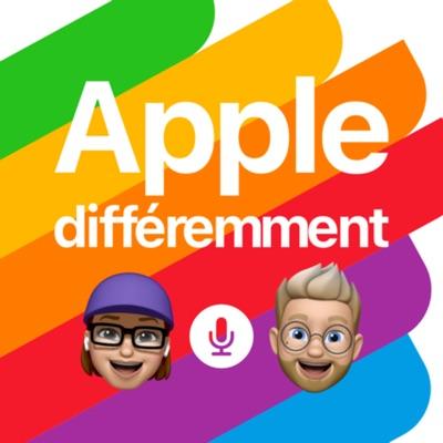 Apple, différemment:Audrey Couleau et Mat alias @profduweb