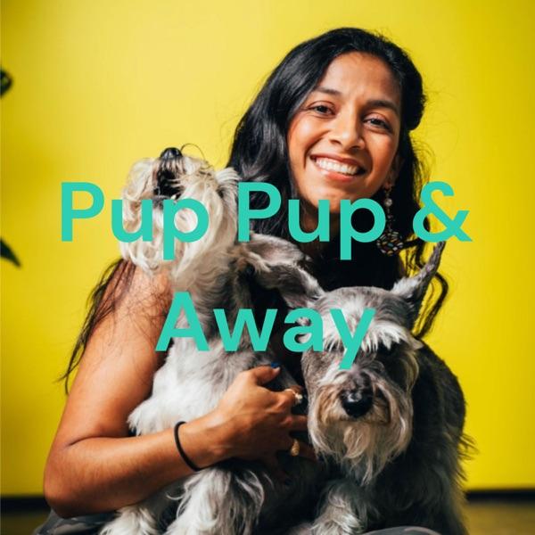 Pup Pup & Away Artwork