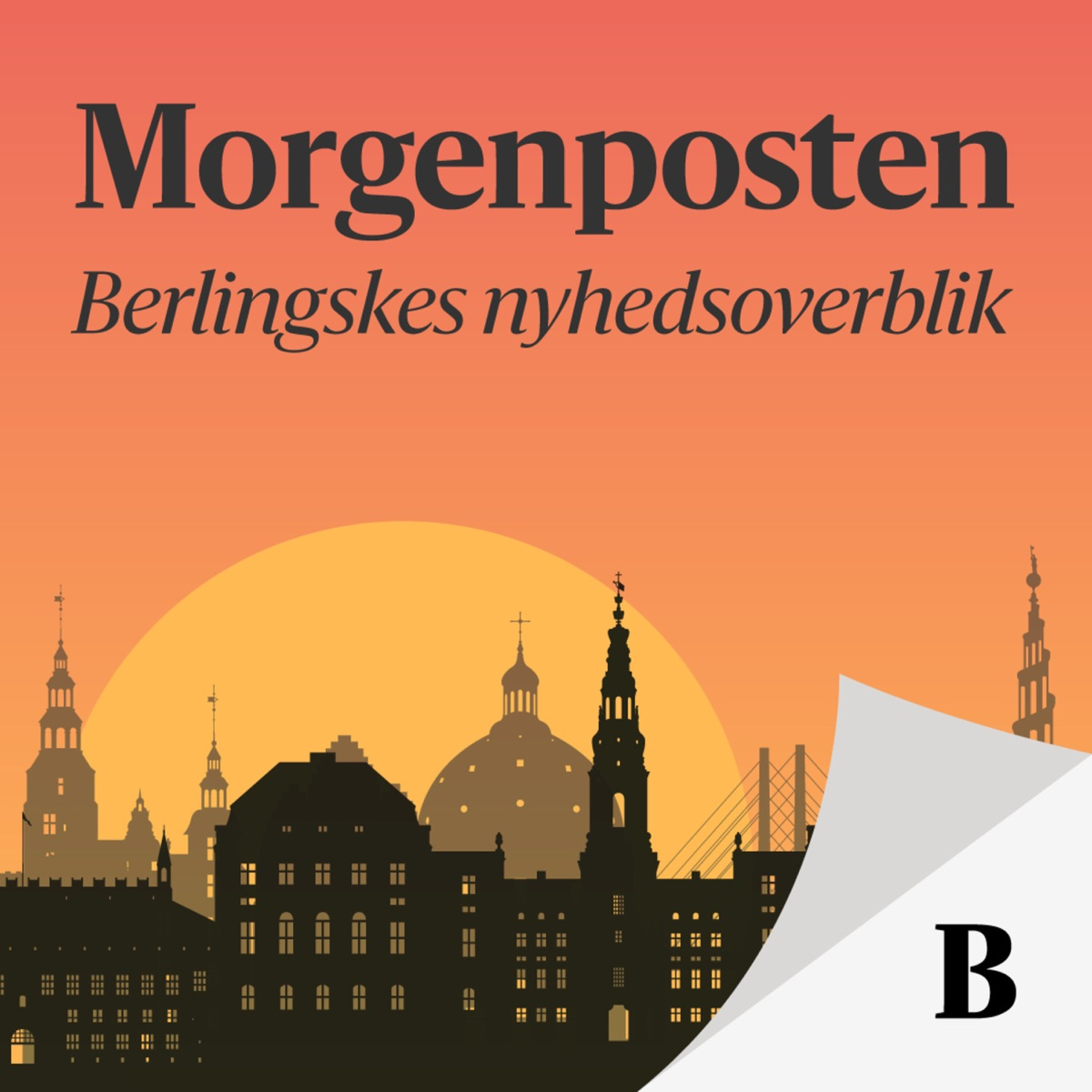 Morgenposten – Berlingskes nyhedsoverblik