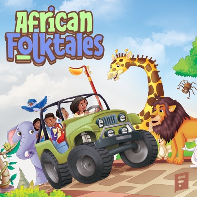 African Folktales: Traditional Bedtime Stories for the Modern Kid:ABF Creative