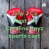Jolly J Co Host Of Carolina Boyz sports cast artwork