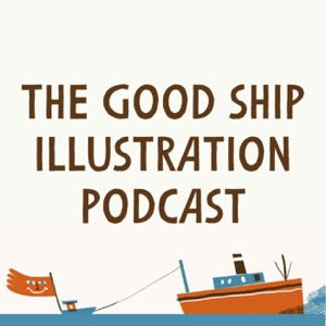 The Good Ship Illustration