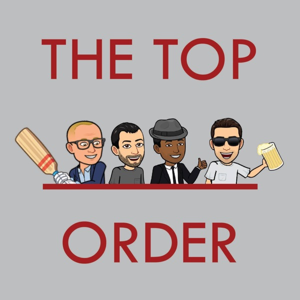 The Top Order Cricket Podcast Artwork
