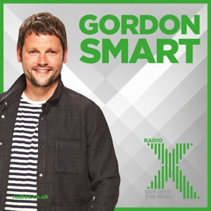 The Radio X Evening Show with Gordon Smart