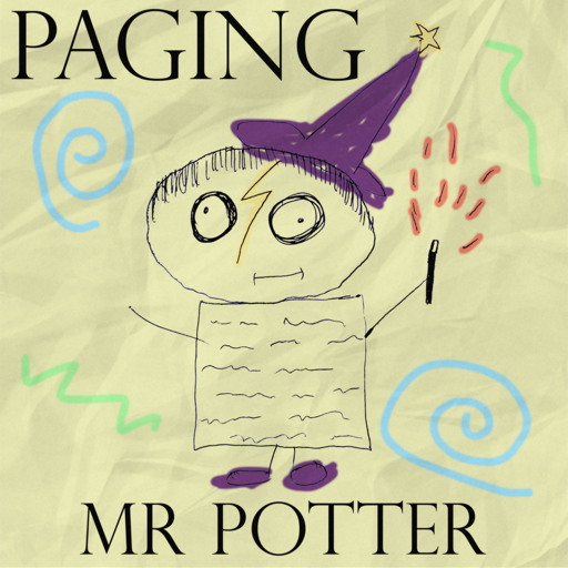 Cover image of Paging Mr Potter