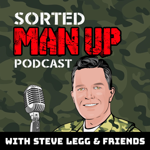Cover image of Man Up - The Sorted Magazine Podcast