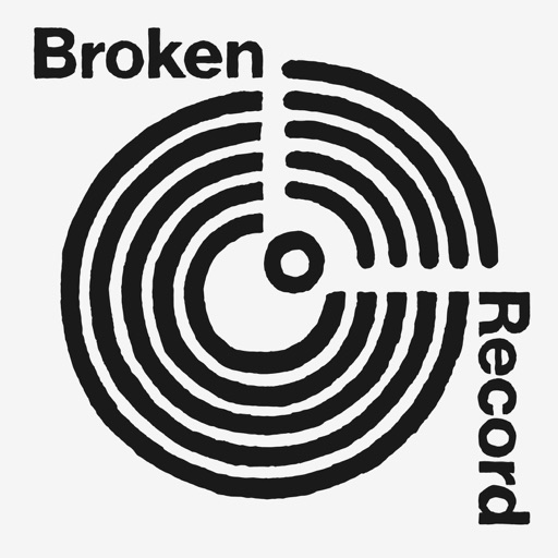 Cover image of Broken Record with Malcolm Gladwell, Rick Rubin, and Bruce Headlam