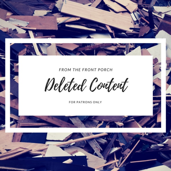 Deleted Content - From the Front Porch
