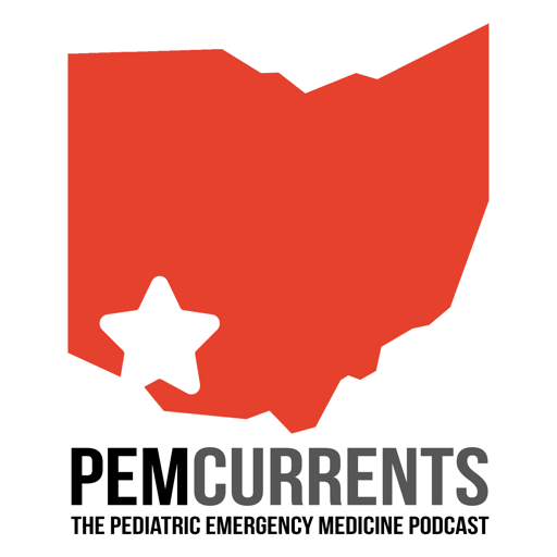Cover image of PEM Currents: The Pediatric Emergency Medicine Podcast
