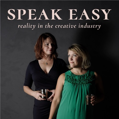 The Speak Easy Podcast:Jen Estill and Karen Stefl — creative studio entrepreneurs, brand and video experts, boss ladies, moms