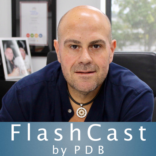 Cover image of FlashCast By PDB, With Phil Di Bella