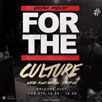 #FORTHECULTURE PODCAST podcast