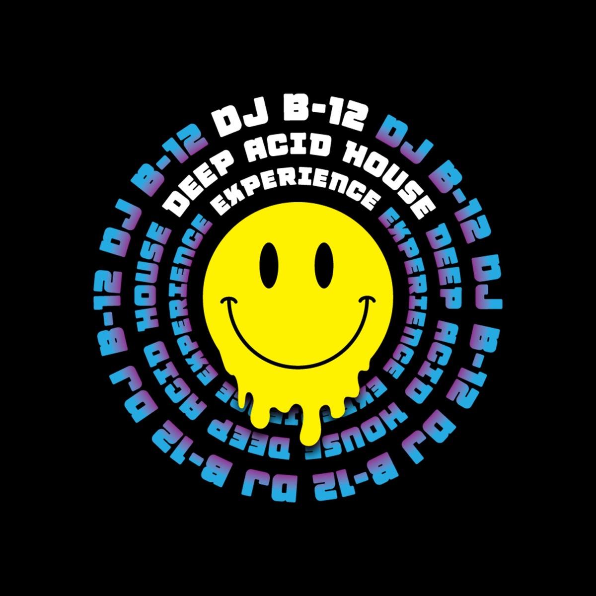DJ B-12 Deep Acid House Experience