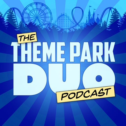 Cover image of The Theme Park Duo Podcast
