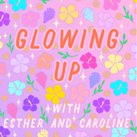 Podcast cover art for Glowing Up