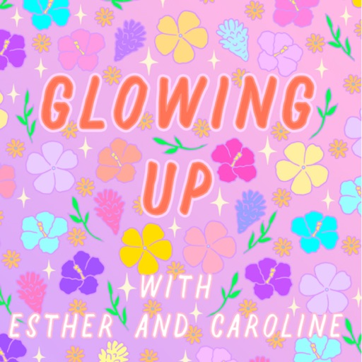 Cover image of Glowing Up
