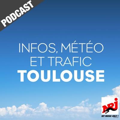 INFOS, METEO et TRAFIC de NRJ Toulouse:NRJ France