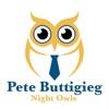 Pete Buttigieg Night Owls's show artwork