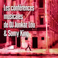 Conférence musicale hip hop podcast