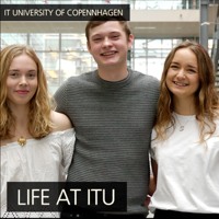 Life at ITU  (video) podcast
