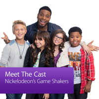 Nickelodeon's Game Shakers: Meet the Cast podcast