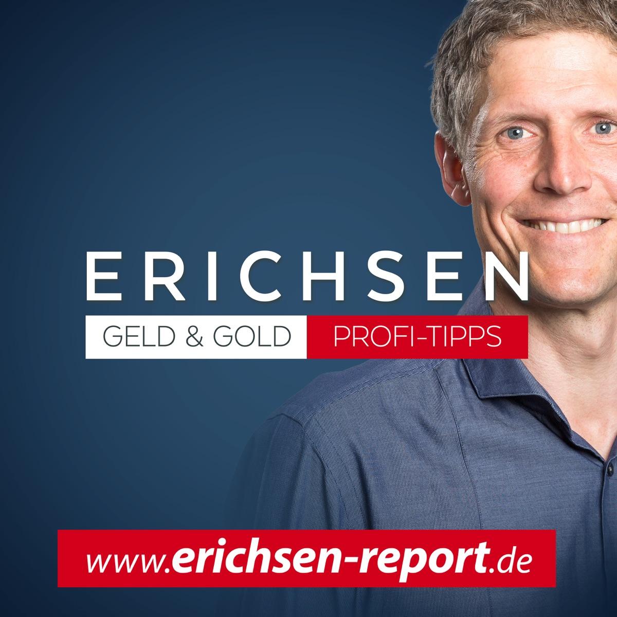Erichsen Geld & Gold, der Podcast für die erfolgreiche Geldanlage