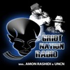 Griot Nation Radio with Amon Rashidi & UNCN artwork